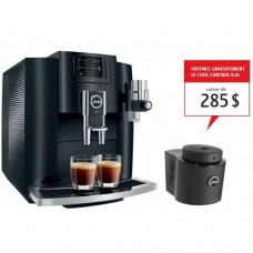Jura E8 Piano Black + Jura Cool Control 0.6L