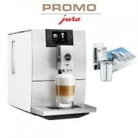 Jura Ena 8 Nordic White + Gift Kit