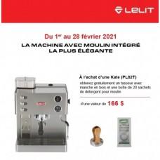 Lelit KATE PL82T + Gift Kit