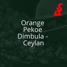 Orange Pekoe Dimbula - Ceylan (50g)