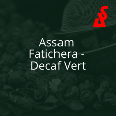 Assam Fatichera Decaf Green (50g)