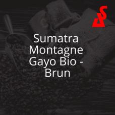 Sumatra Montagne Gayo Organic - Brown (500g)