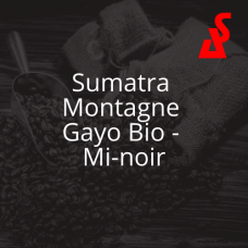 Sumatra Montagne Gayo Organic - Medium Dark (500g)