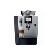 IMPRESSA XJ9 TFT One Touch Cappuccino - Brilliant silver